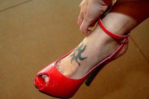 Pimping shoe