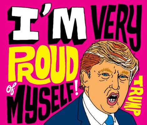 Trump is a Textbook Narcissist