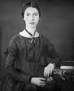 emily dickinson, famous ladies