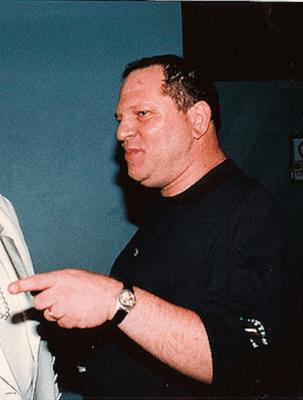 Harvey Weinstein producer sexual harassment