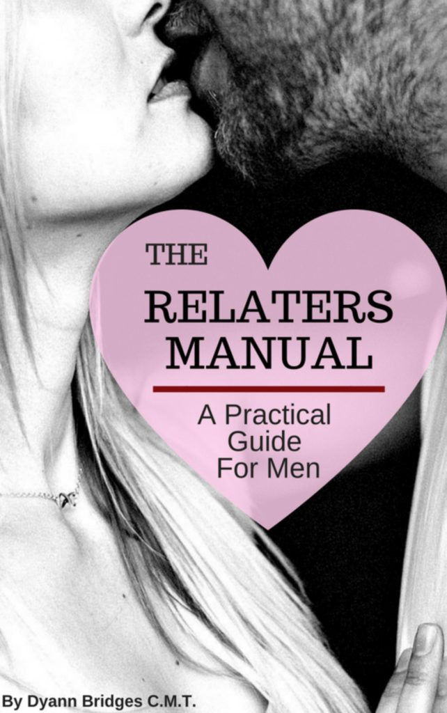 The Relaters Manual Kindle cover Dyann Bridges relationship and dating advice