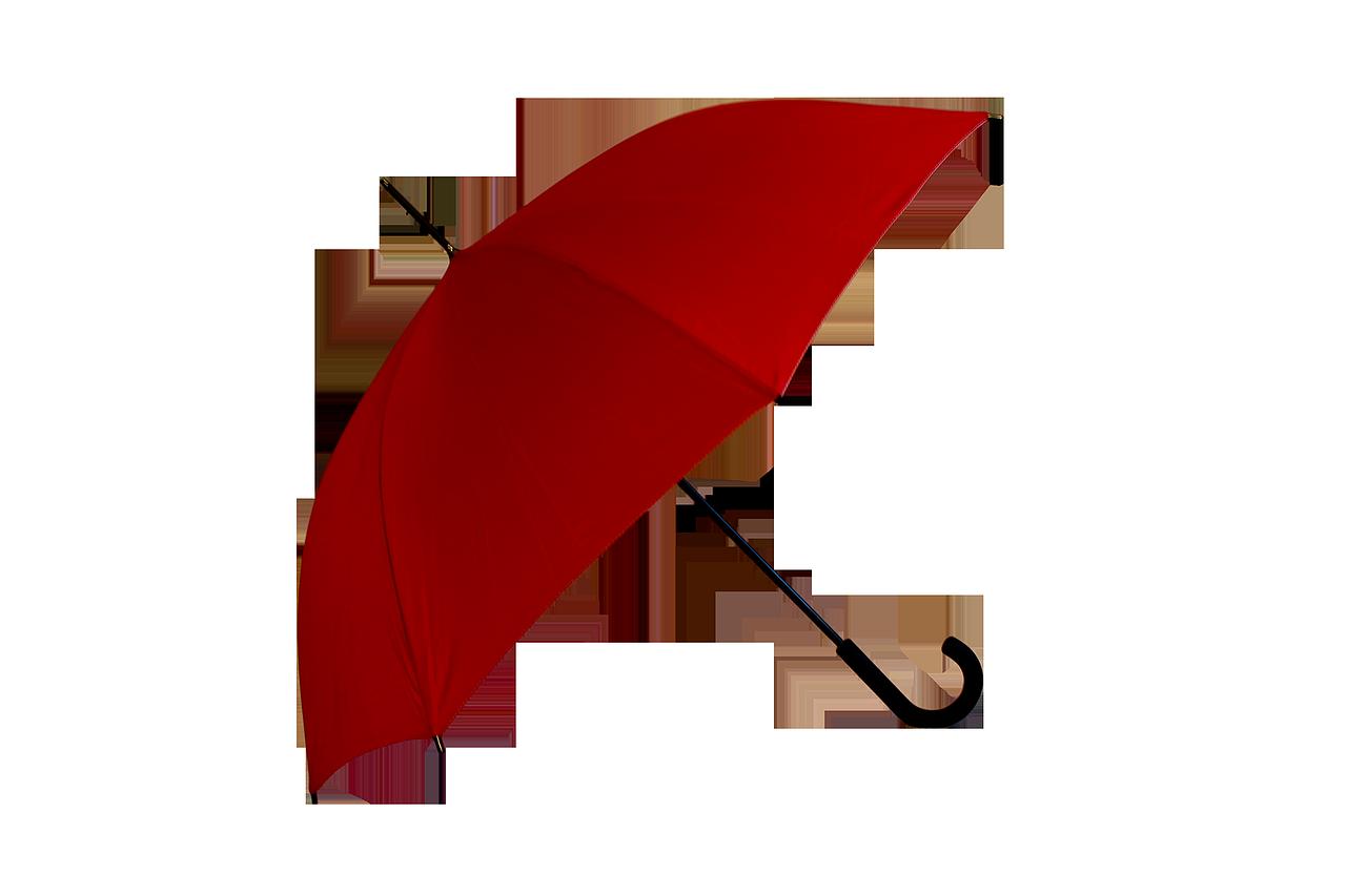 red umbrella, red umbrellas