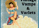 vintage vamps and varlets, movie stars 40s and 50s