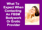 contacting a sensual provider, tantra massage, fbsm bodywork ny, what is fbsm, erotic massage ny