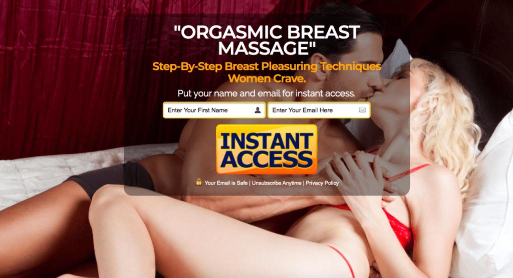 breast massage master plan, susan bratton's breast massage, sex advice for men, get sex techniques