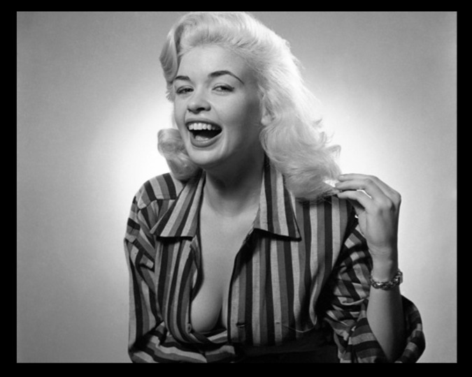 Jayne Mansfield, haunting and death, decapitation, massage