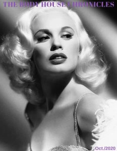 sensuality, conspiracy, mamie van doren, body house chronicles, hidden hand