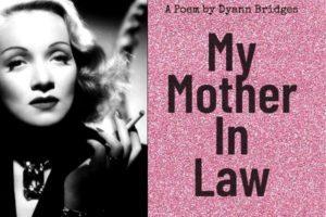 my mother-in-law poem, erotica, audio